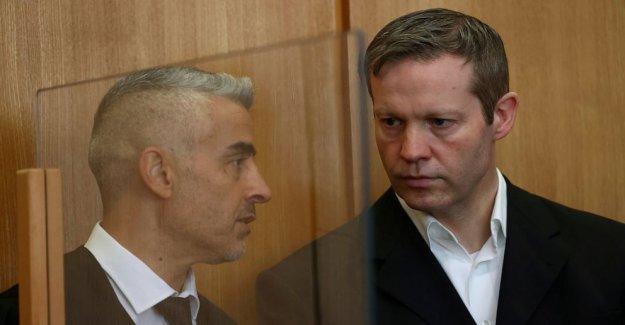 Sospecha que dice el tribunal alemán le disparó el tiro fatal en político