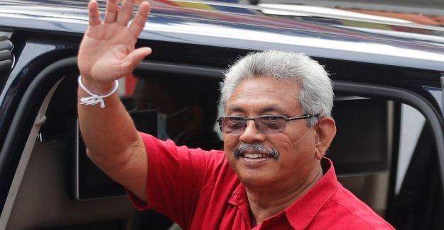 Sri Lanka elecciones parlamentarias de espera para volver Rajapaksas
