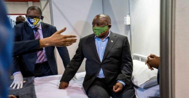 Sudáfrica facilita el bloqueo como casos del virus de otoño
