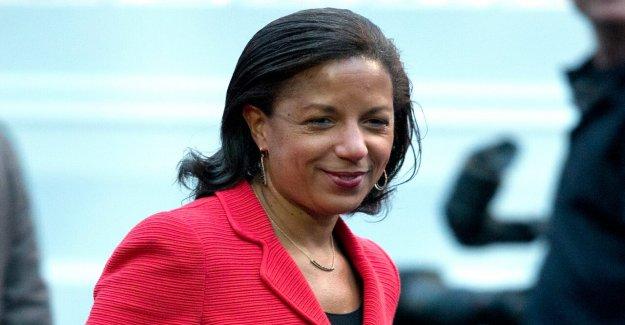 Susan Rice lazos financieros Oleoducto Keystone preocupar a algunos progresistas por delante de Biden, VICEPRESIDENTE de la selección