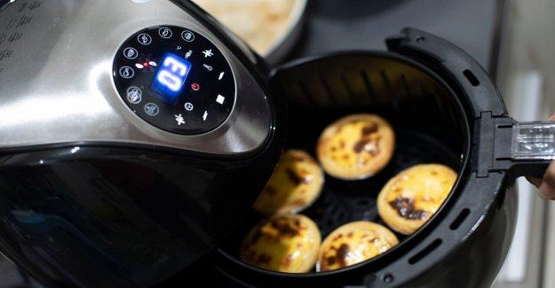 TikTok usuario mete su aire freidora con azar alimentos, se convierte en sensación viral