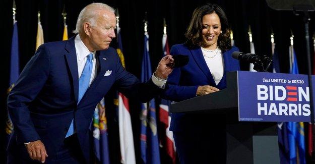 Tim Graham: Biden-Harris billete de debuts y los medios de comunicación fact-checkers hacer esto