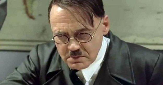 Trabajador despedido después de que Hitler meme gana de pago