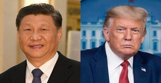 Trump dice relación con China Xi cambiado, dos no se han hablado en un 'mucho tiempo'
