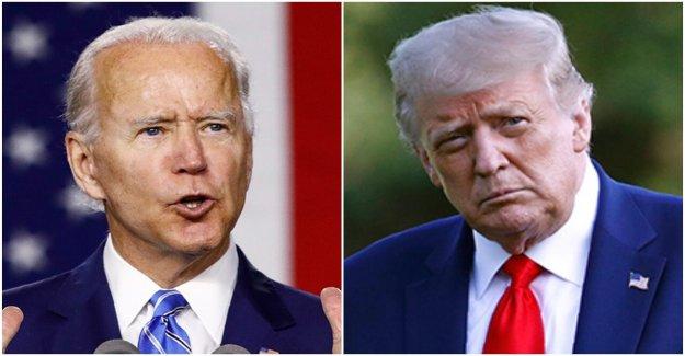 Trump llamadas para primer debate presidencial a ser trasladado debido a los principios, voto por correo