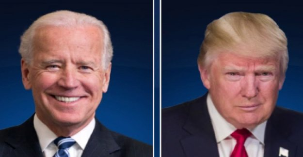 Trump se estrecha la brecha con Biden, nueva encuesta muestra