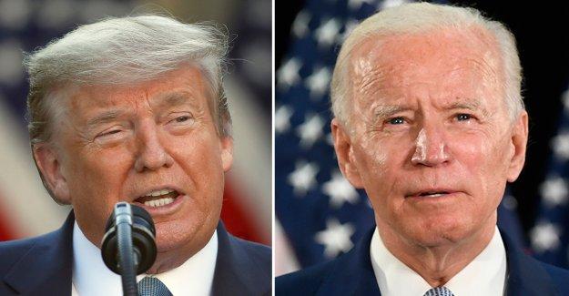 Trump solicitudes cuarto debate presidencial, fecha anterior al primer enfrentamiento