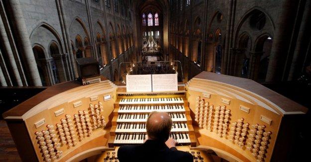 Tubería por tubería, el órgano de la Catedral de Notre Dame sentenciado a 4 años de limpieza
