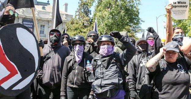 Turley explica cómo Antifa es el 'Keyser Soze de descontento social