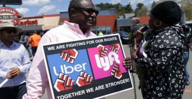 Uber y Lyft los conductores son los empleados, NOS dice el juez
