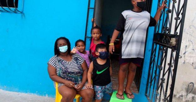Una vez en la crisis, el Ecuador de la ciudad ahora ayuda a otros batalla de virus