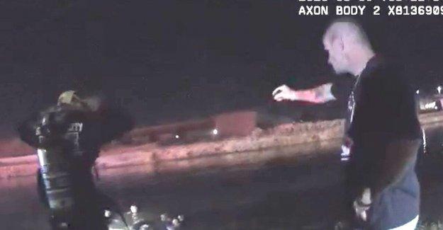 Utah adolescente muere después de rescatar a la chica, 2, desde la boca-abajo accidente de coche en el canal