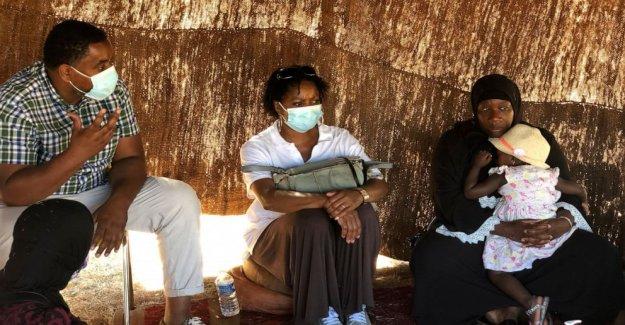 Virus expone económica, la división racial en francés cuidado de la salud