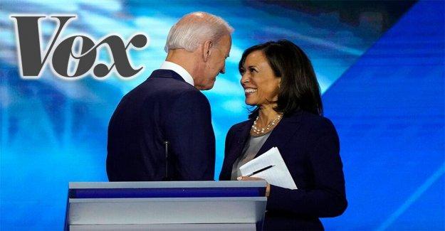 Vox dice Biden es mover a la izquierda' con Harris en el billete, a pesar de los medios de comunicación llamando a su moderada
