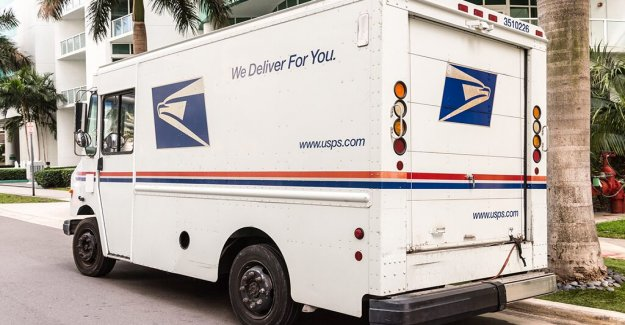 WSJ llamadas de Servicio Postal de EE.UU. 'un éxito de taquilla en un Netflix mundo, dice que sus males son anteriores a Trump