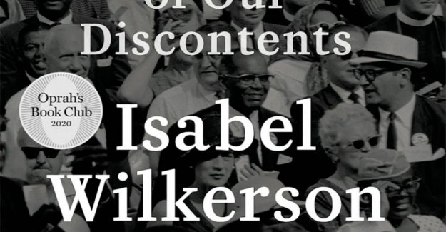 Winfrey recoge Isabel Wilkerson de la 'Casta' para su club del libro