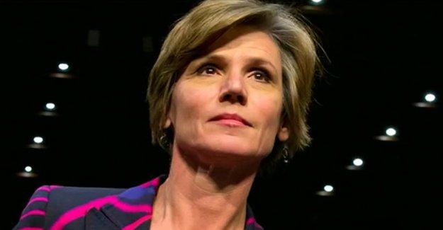 Yates: Comey fue 'rogue' con Flynn entrevista