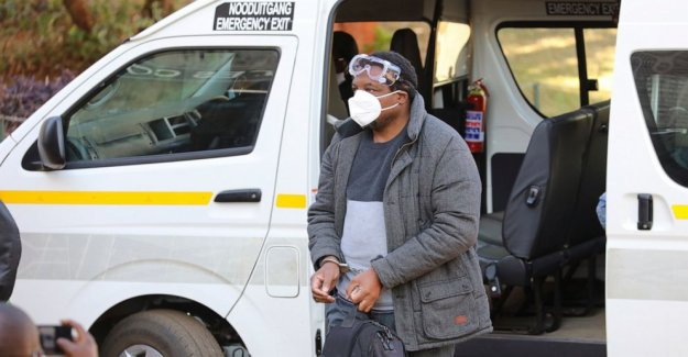 Zimbabwe sigue las detenciones de los críticos, dice que el partido de la oposición