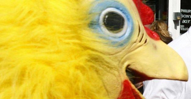 'Chicken Licken' economía 'va a celebrar con nosotros de vuelta