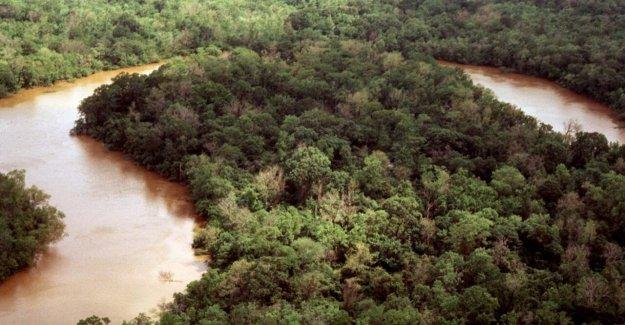 El huracán Laura 'completamente invertida' Texas río para '12 horas', cuando tocó tierra, dicen los funcionarios de la