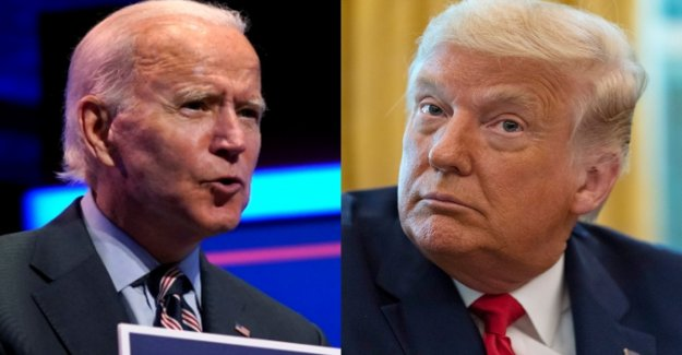 Fox News: carrera muy en Ohio, Biden tapas de baza en Nevada y Pennsylvania