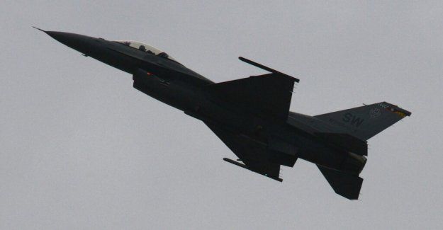 La Fuerza aérea de los persigue 'de doble uso' armas nucleares convencionales