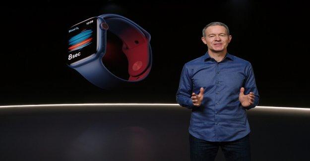 Apple desvela el nuevo Reloj de la Serie 6, Apple Watch SE, y con el nuevo iPad Air