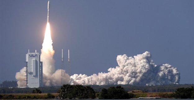 El aire de la Fuerza para lanzar nuevos endurecido la guerra de satélite para el 2022