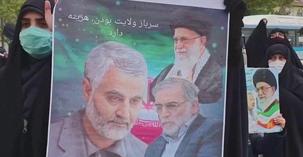 Asesinato del científico nuclear Iraní tiene la región, los líderes del mundo en el borde sobre posibles represalias por parte de Irán