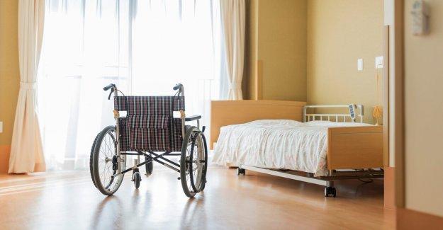 El Coronavirus laden hogar de ancianos pierde federales de los fondos de Medicare
