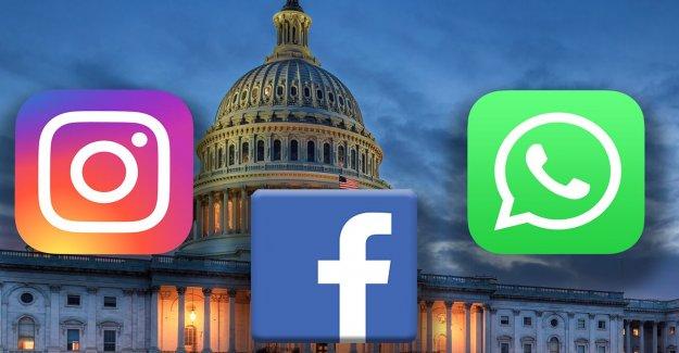 Grandes gigantes de la Tecnología convocado al Senado después de Dilema Social' contragolpe