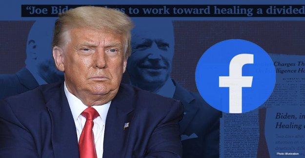Trump reacciona después de que Facebook elimina 'NJ Mujeres para el Triunfo' del grupo: 'Poner de vuelta AHORA!