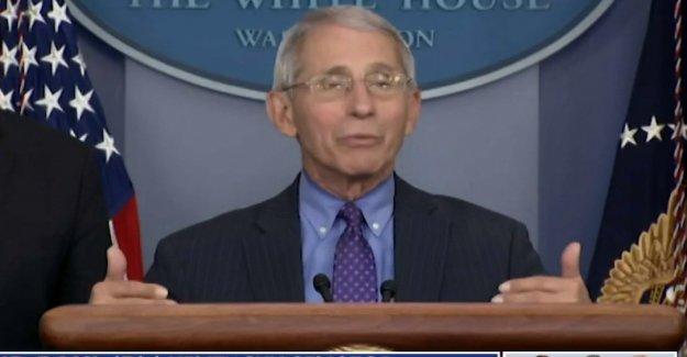 La red de noticieros ignorar el Dr. Fauci diciendo que los niños deben estar en la escuela