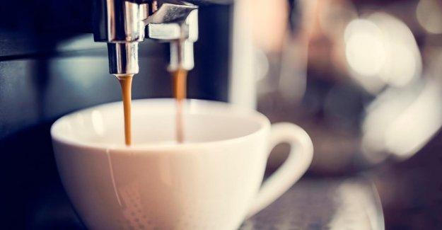 Louisville tienda de café cliente paga con acto de bondad al azar