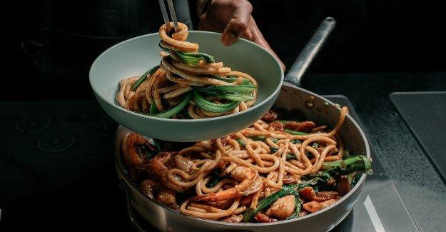 NYC chef-comisariado de comestibles de los cuadros de conducción de lucro para el virus quebrantó la industria de restaurantes