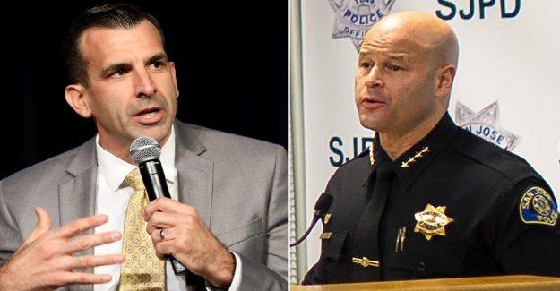 San José alcalde, jefe de policía de impulso del condado a cambio de santuario de la política de la ciudad de