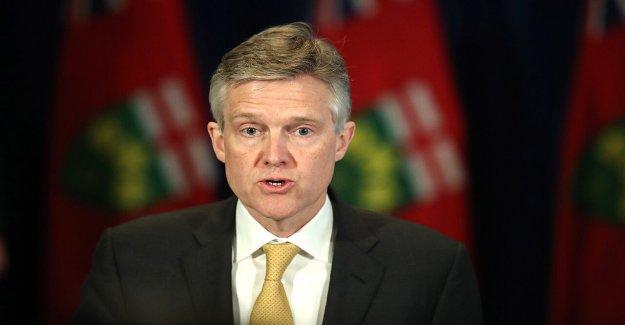 En Ontario, el ministro de finanzas, dimite después de tomar el Caribe de vacaciones en medio de la pandemia
