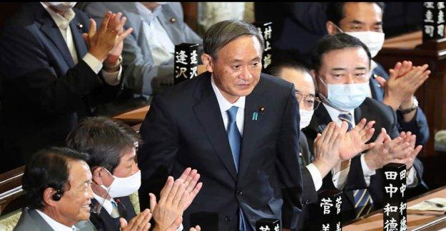 Biden para dar la bienvenida a Japón del primer ministro como de la administración de la primera extranjera líder en la Casa Blanca