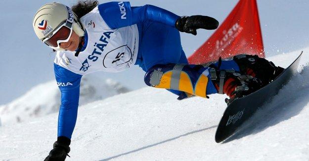 Francés Olímpico snowboarder Julie Pomagalski, de 40 años, muerto después de la avalancha en los Alpes Suizos