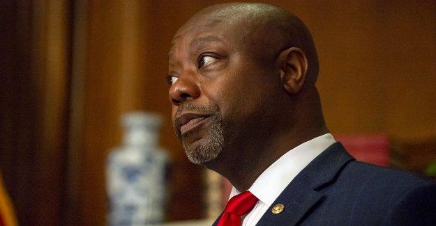 Funcionario del Dem de Texas enfrenta demandas para renunciar por llamar a Tim Scott 'un oreo'