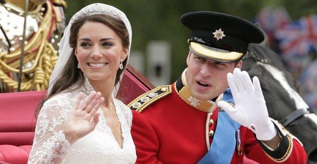 Baker revela cómo el pastel de bodas real de Kate Middleton se desvió de la tradición