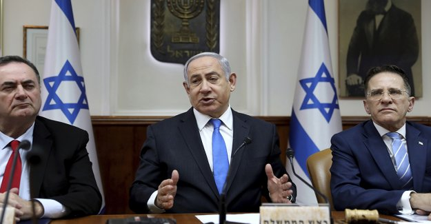 El Primer Ministro de Israel Netanyahu dispara contra los esfuerzos de la coalición para derrocarlo: El fraude del siglo