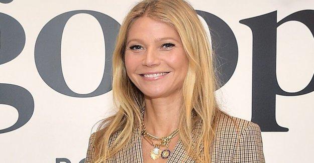 Gwyneth Paltrow se burla de su asociación Celebrity Cruises está de vuelta para 'Goop en el mar'