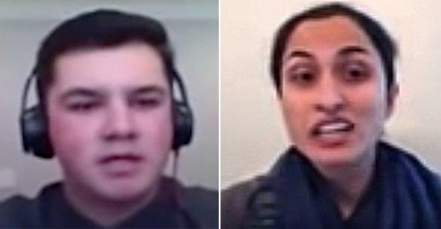 Profesor de California Cypress College en licencia después de afirmar que la policía no es 'héroes', estudiante reacciona