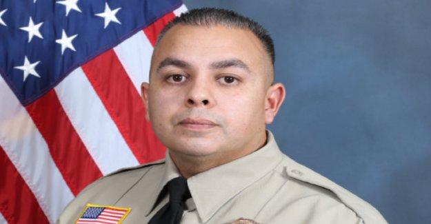Alguacil de California muere después de recibir un disparo durante un intento de detención de tráfico