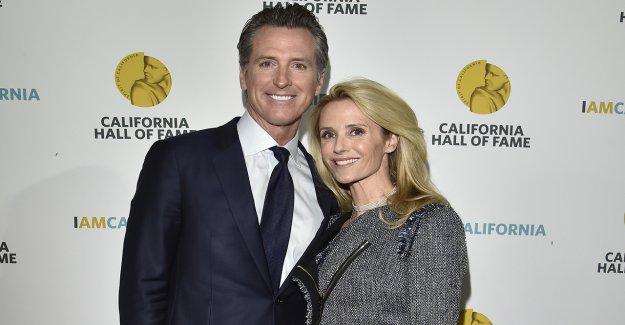 Empresas cabildeando Gavin Newsom ayudó a pagar el salario de su esposa, según un informe