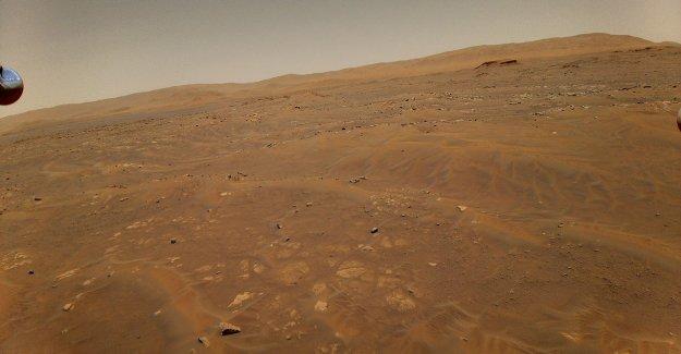 Mars Helicopter Ingenuity experimenta anomalía en el 6to vuelo, aterriza de todos modos con seguridad