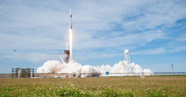 NASA y SpaceX lanzan innovadores experimentos a la estación espacial