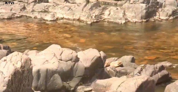 Adolescente de Missouri se sumerge a su muerte en el parque estatal