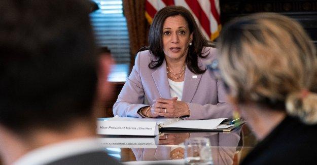Aliados de Kamala Harris se apresuran a jugar control de daños en medio de luchas internas en la Casa Blanca